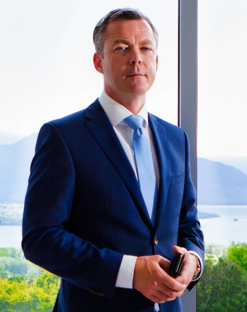 Ivor Bowden, financial advisor in the business Prudent Financial, Rathgar, Dublin 6