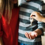 keys, mortgage, dream home, happy couple, mortgages